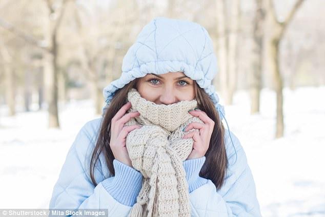 Thời tiết lạnh giá làm tăng khả năng ung thư