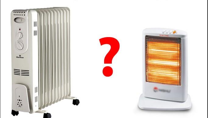 Lựa chọn quạt sưởi hay máy sưởi dầu trong mùa đông?