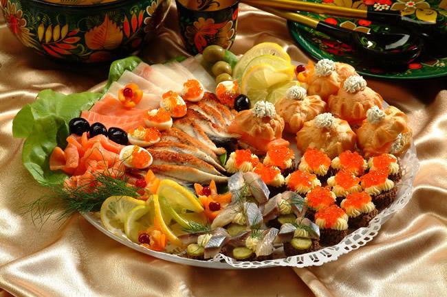 Món ăn Giáng sinh truyền thống của các quốc gia trên toàn thế giới