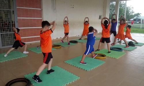 100% sinh viên trung cấp và cao đẳng Hà Nội sẽ được học võ thuật