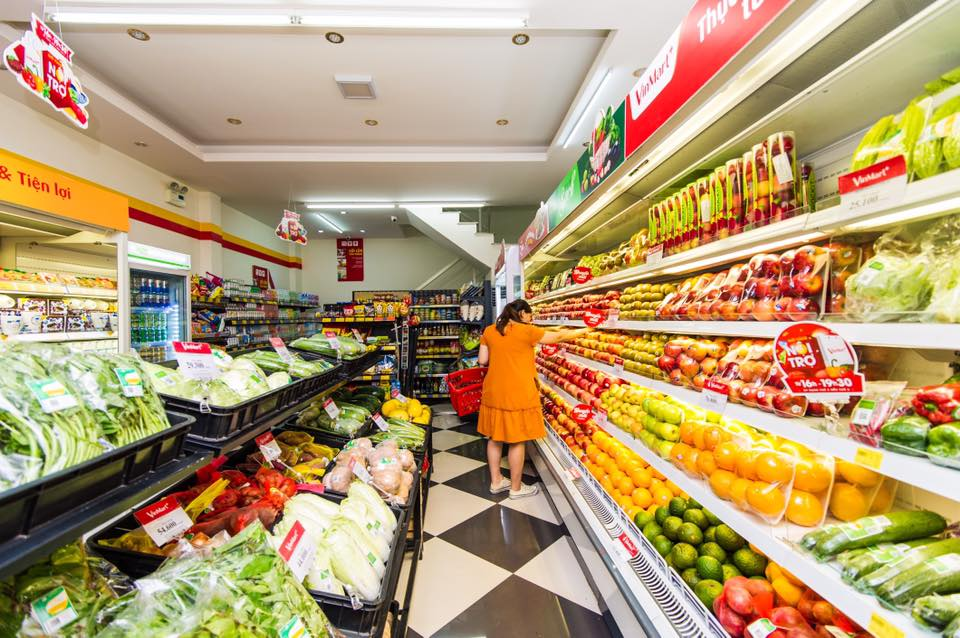 Vinmart & Vinmart + sẽ có 200 siêu thị và 4.000 cửa hàng vào năm 2020