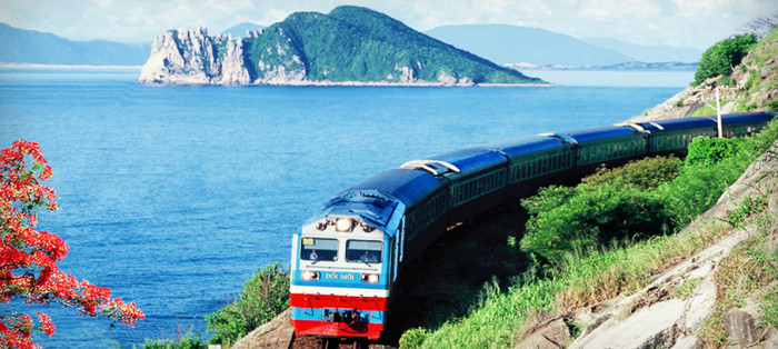 Đường sắt Thống Nhất vào top các cung đường sắt đẹp nhất Châu Á