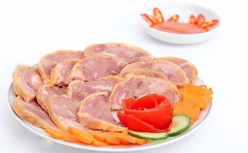Cách làm thịt nguội kiểu Việt bày mâm cỗ ngày Tết
