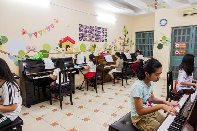 TP.HCM đưa mô hình nhạc dân tộc vào giảng dạy