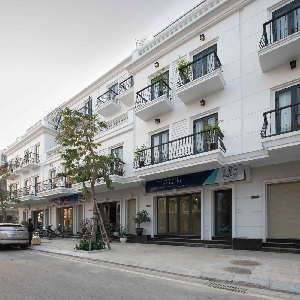 Khách sạn nhà ở vịnh Hạ Long nhỏ nhưng ấm cúng trên tạp chí kiến trúc Ngoại