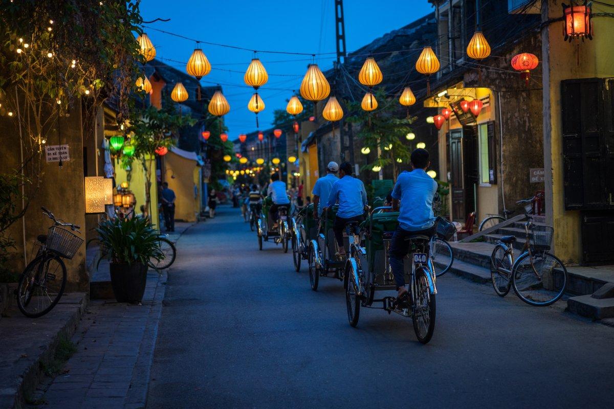 Hội An xứng danh top 7 đường phố được yêu thích nhất thế giới