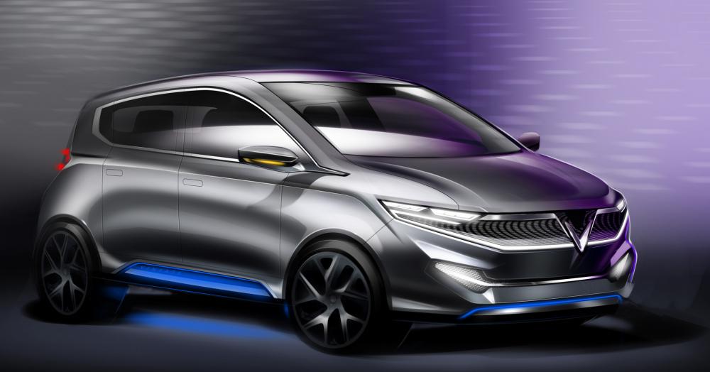 Vinfast công bố 36 mẫu thiết kế cho ô tô dòng xe điện và xe động cơ đốt trong