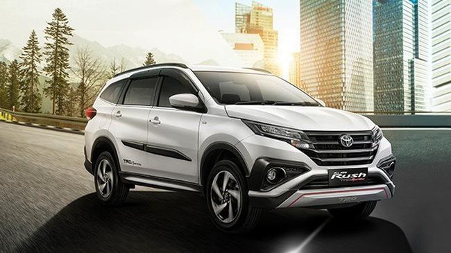 Toyota Rush 2018 nhập khẩu về Việt Nam giá bao nhiêu?