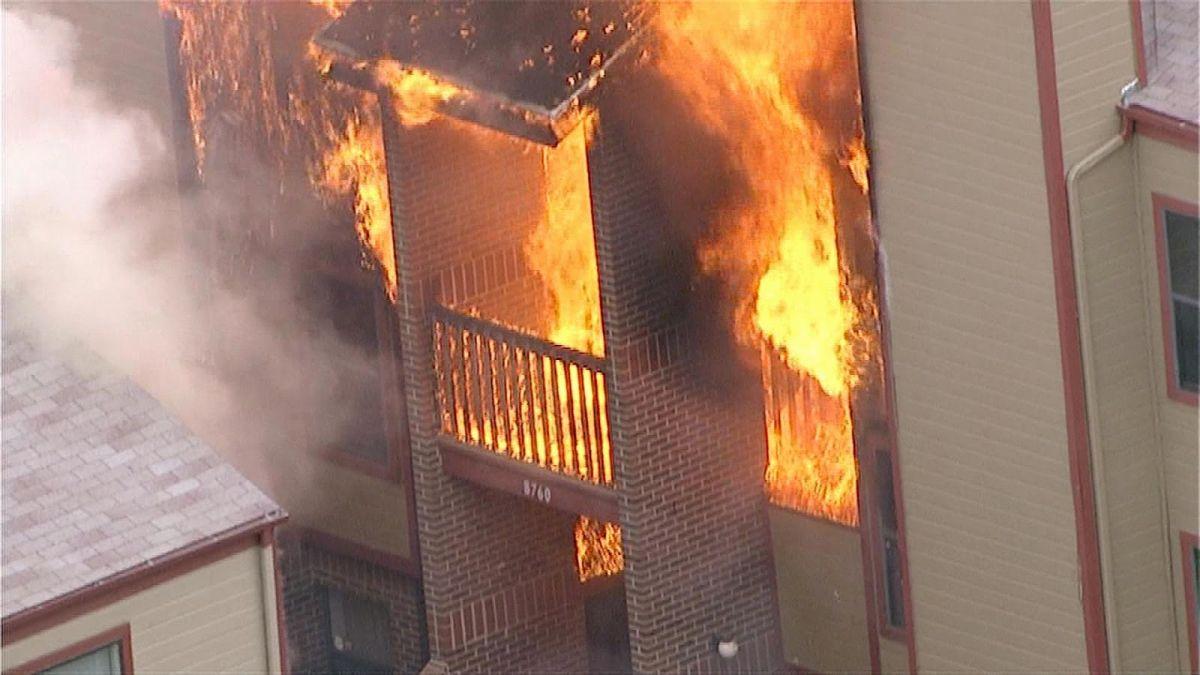 Kỹ năng thoát nạn trong hỏa hoạn ở chung cư