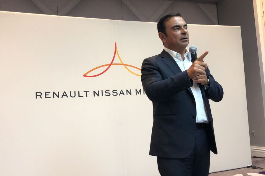 Chủ tịch của Nissan và Renaul