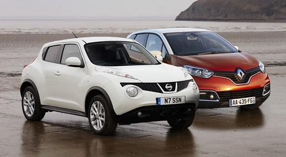 Hai ông lớn làng ô tô Renault và Nissan tính chuyện sát nhập