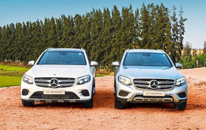 Triệu hồi gần 3.700 xe Mercedes Benz tại Việt Nam