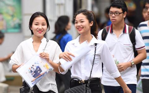 Không thu phí thí sinh dự thi THPT quốc gia 2018