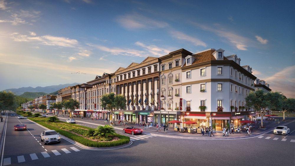 """Giới đầu tư địa ốc miền Bắc """"phát sốt"""" với ưu đãi lớn từ shophouse Sun Plaza Grand World"""