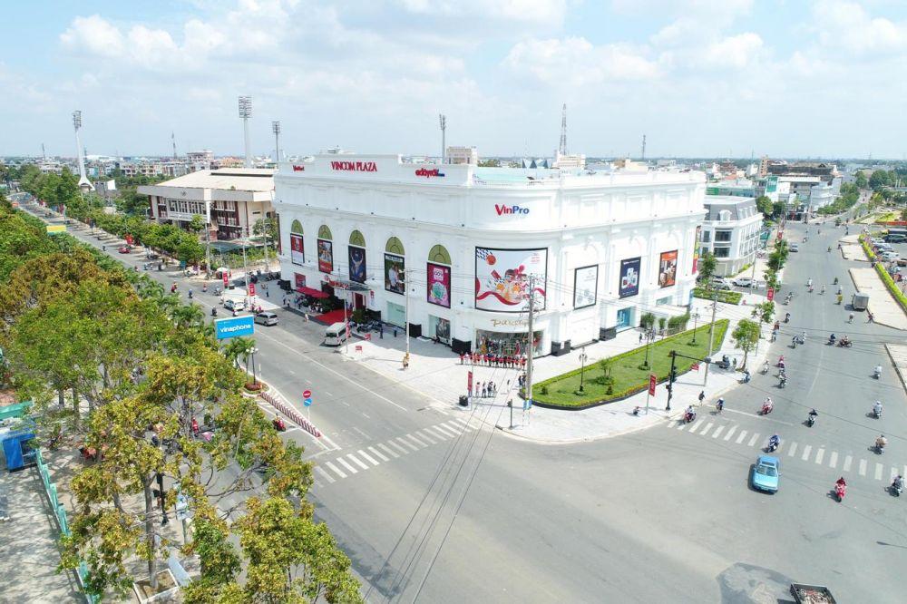 Khai trương 3 Vincom tại Thanh Hóa, Lâm Đồng và Long An