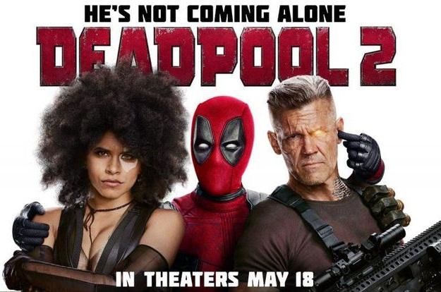 Review ngắn về bộ phim siêu anh hùng Deadpool 2 đang