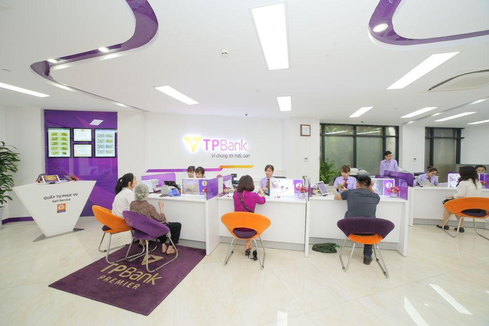 Nửa cuối 2018, TPBank mở rộng thêm nhiều điểm giao dịch