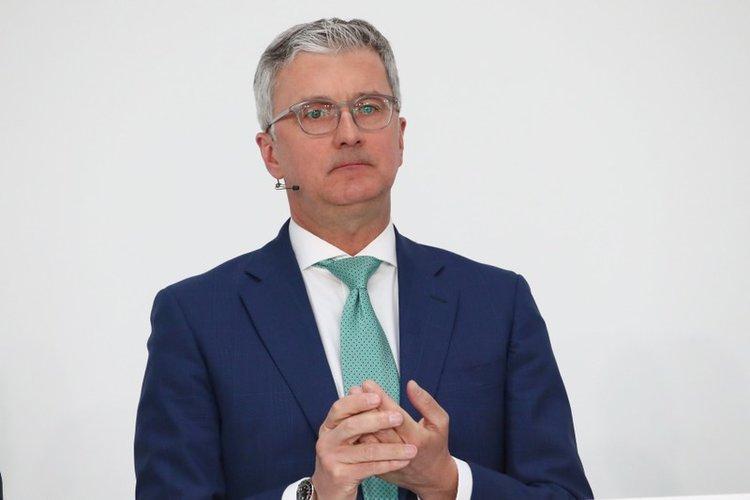 Dính bê bối khí thải, Giám đốc điều hành của Audi bị bắt