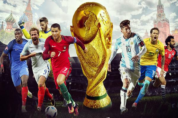 Top những chiếc áo được bình chọn đẹp nhất World Cup 2018