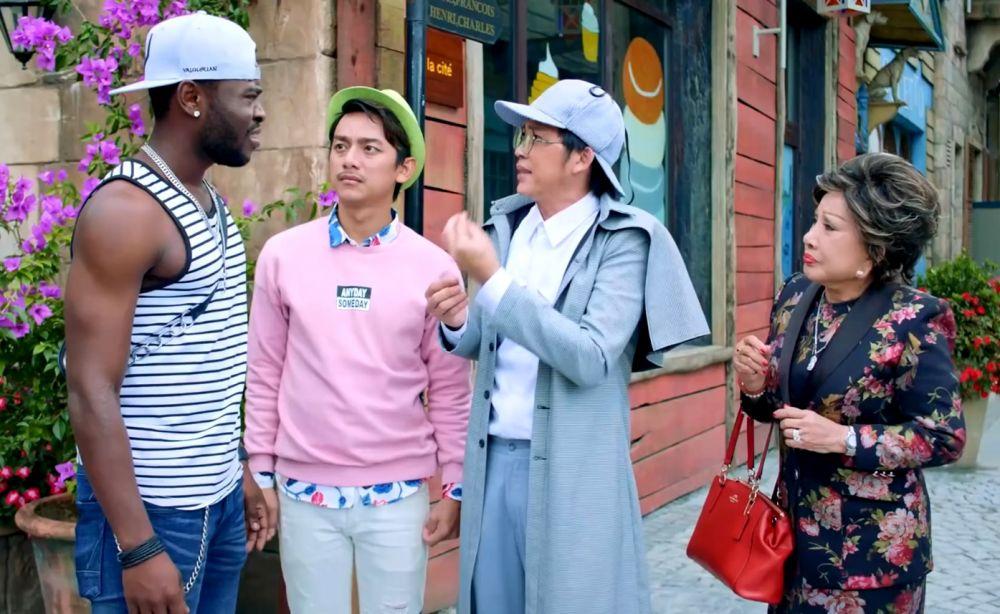 Tạo hình thám tử Hoài Linh cực ấn tượng trong phim mới sắp ra lò