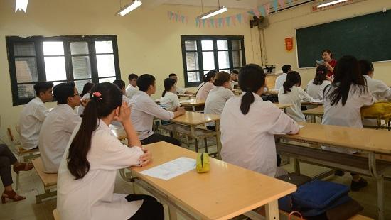 45 thí sinh vi phạm quy chế vào ngày thi đầu tiên