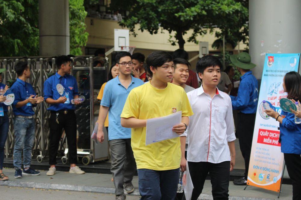 Đề thi và đáp án môn Vật lý kỳ thi THPT quốc gia 2018