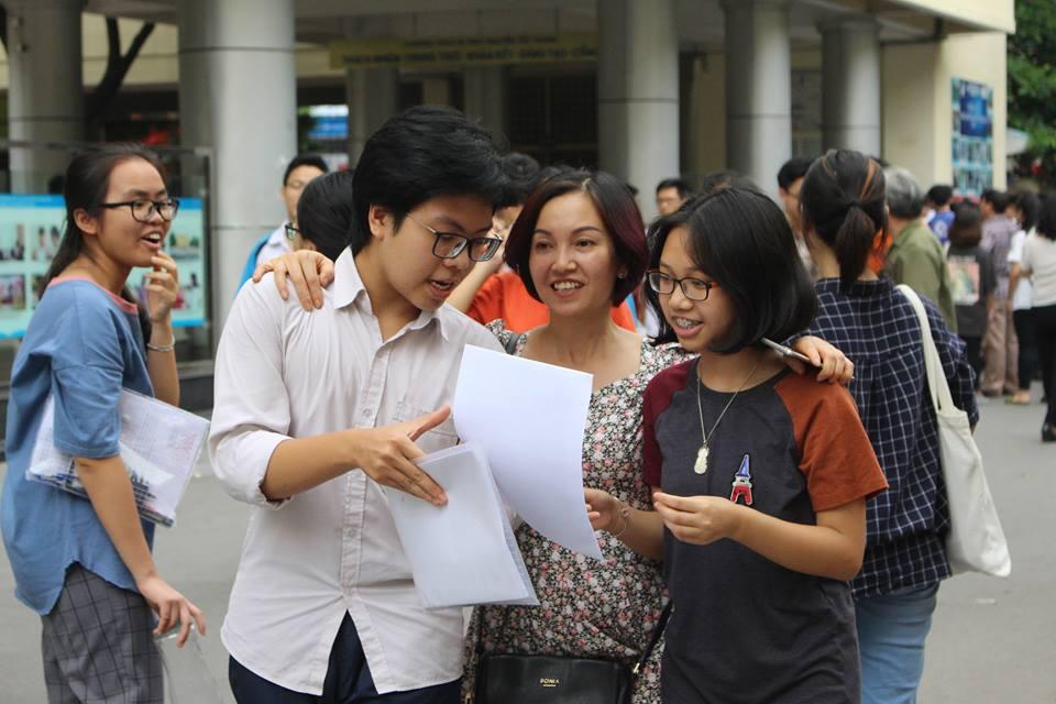 Đề thi và đáp án môn Tiếng Anh kì thi THPT quốc gia 2018