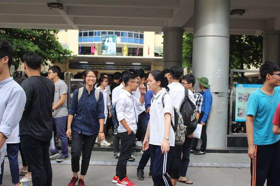 Đề thi và đáp án môn Lịch Sử kỳ thi THPT Quốc gia 2018