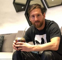 Thức uống yêu thích của siêu sao bóng đá thế giới Messi có gì hot?