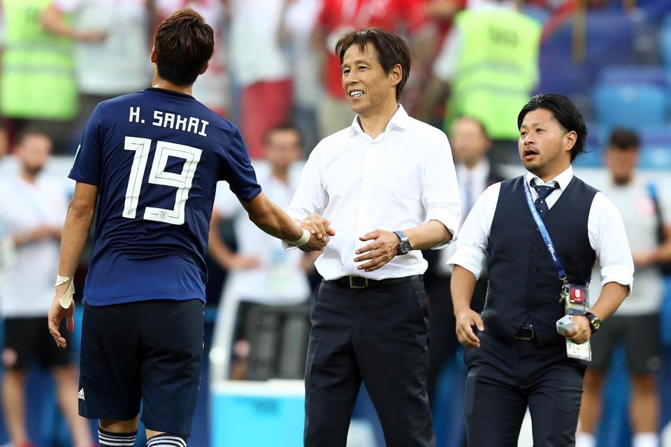 Thầy Nishino thú nhận chỉ định học trò chơi