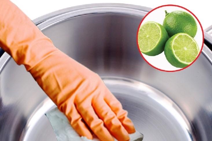 Làm thế nào để dồ bếp inox luôn sạch bóng như mới?