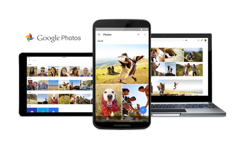 So sánh ứng dụng Google Photo và Apple Photo