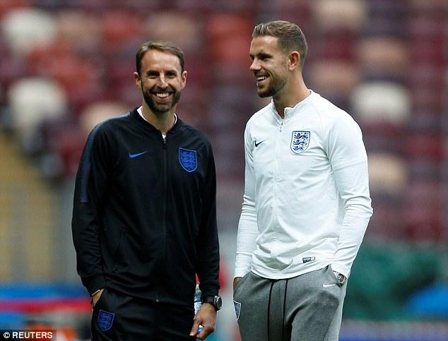 Đội tuyển Anh bình tĩnh đến lạ kỳ trước giờ