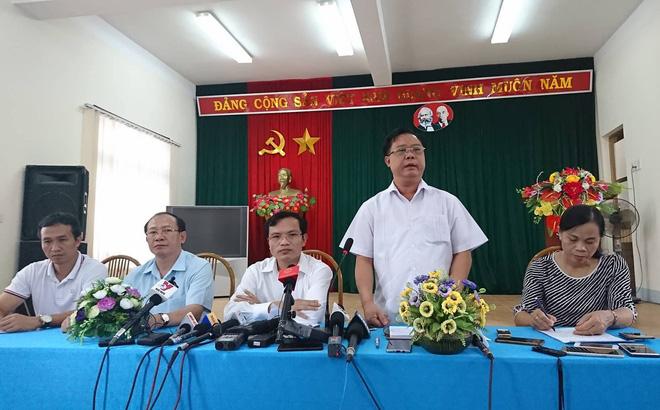 Sau Hà Giang, lộ diện nhiều cán bộ Sơn La sai phạm trong kỳ thi THPT Quốc gia 2018