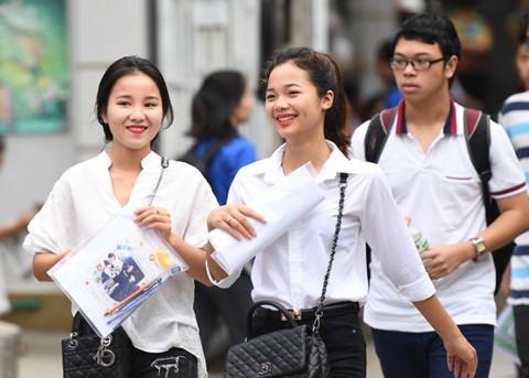 Kết quả chấm thẩm định các cụm thi THPT Quốc gia 2018
