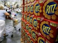 Thu hồi bánh quế Ritz Crackers do nguy cơ nhiễm khuẩn salmonella
