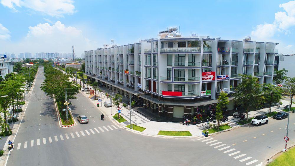 Nhà phố mặt tiền 7m trở lên: Đích ngắm của đại gia thị trường bán lẻ