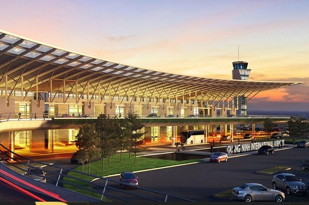 Chuyện ít biết về quá trình thi công cảng hàng không quốc tế Vân Đồn