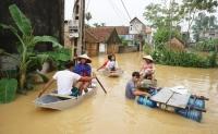 Cảnh báo các bệnh dịch vào mùa mưa lũ, nước dâng