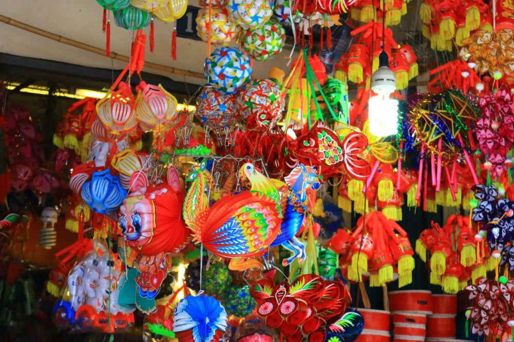 Thị trường quà tặng sôi động mùa Trung thu