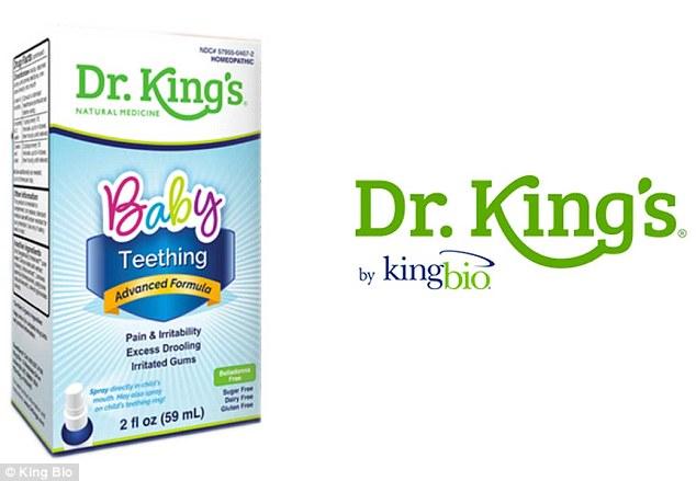 32 loại thuốc thảo dược cho trẻ bị thu hồi nghi nhiễm khuẩn
