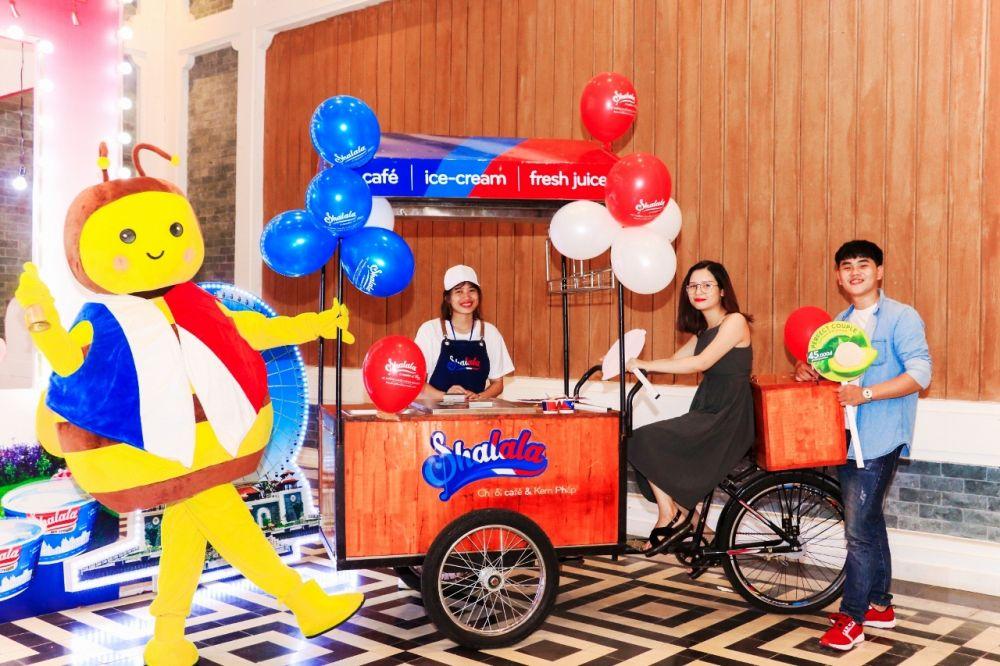 Cơ hội thưởng thức kem Pháp miễn phí, vui hội đèn lồng cực chất ở Đà Nẵng