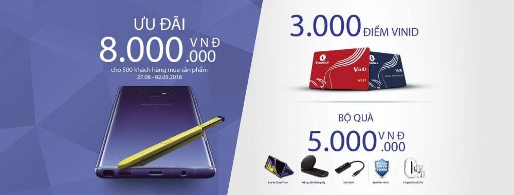 VinPro mang đến 1500 suất ưu đãi hấp dẫn trị giá 8.000.000đ