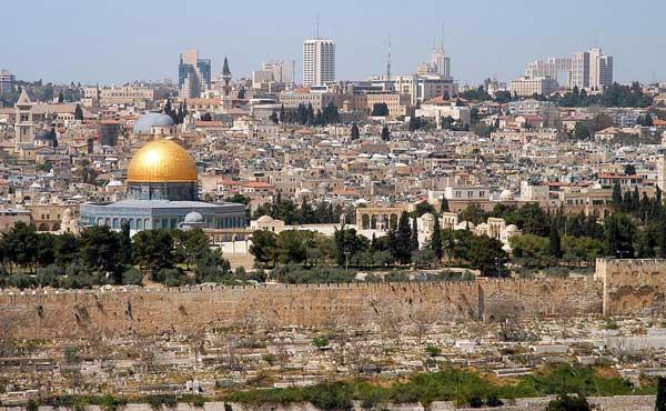 Đất nước Israel xinh đẹp