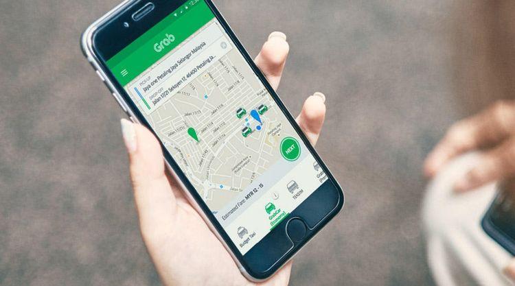 Ứng dụng Grab dễ dùng, thường xuyên có các chương trình khuyến mãi đến khách hàng.