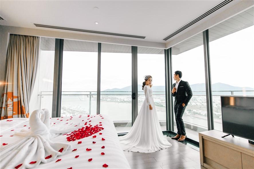 Hội tụ nhiều thương hiệu lớn, triển lãm cưới lớn nhất Đà Nẵng hấp dẫn các cặp đôi