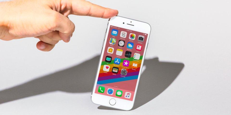Cách kiểm tra iPhone 8 dính lỗi sản xuất