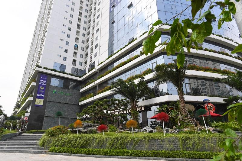 Officetel EcoLife Capitol sở hữu 5 lợi thế vàng