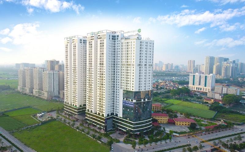 Chỉ cần thanh toán trước 700 triệu, khách hàng sở hữu ngay 1 căn hộ khoảng 50 m2 Officetel EcoLife Capitol .