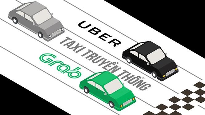 Gọi xe công nghệ: Kẻ tiên phong mở đường nào cũng vấp phải kháng cự